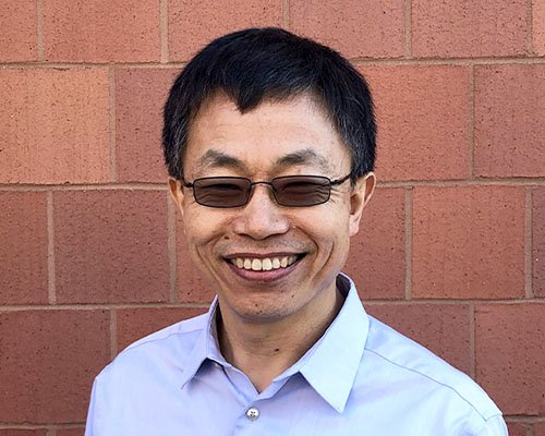 Yushan Yan, Ph.D. CEO and Co-Founder