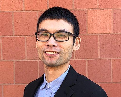 Keda Hu, Ph.D. Senior Chemist and Co-Founder